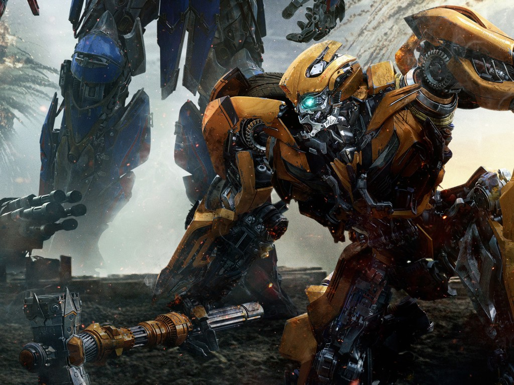 Bumblebee Transformers The Last Knight 1024x768