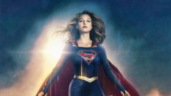 4k Supergirl Art
