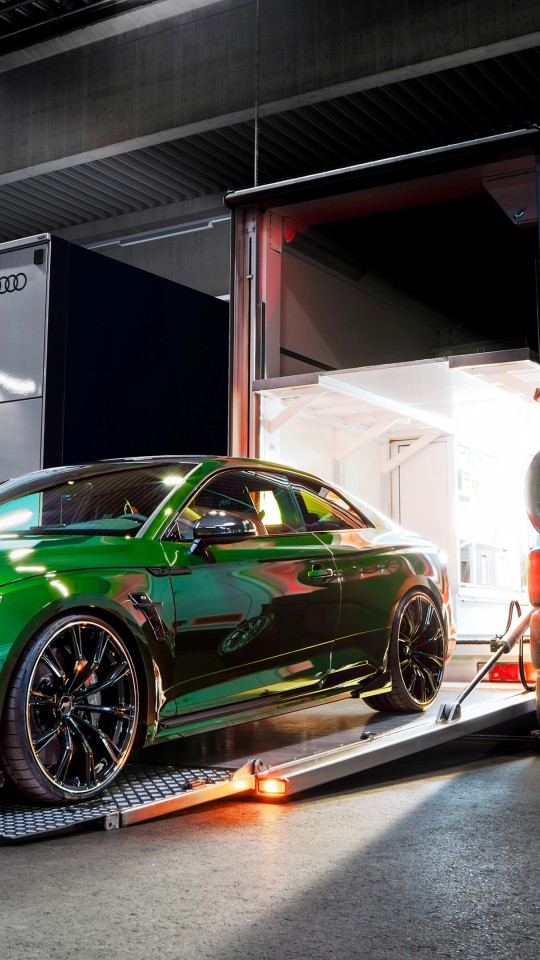 ABT Sportsline Audi RS 5 R Coupe 4K
