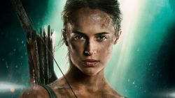 Alicia Vikander As Lara Croft In Tomb Raider 2018 Movie 4k