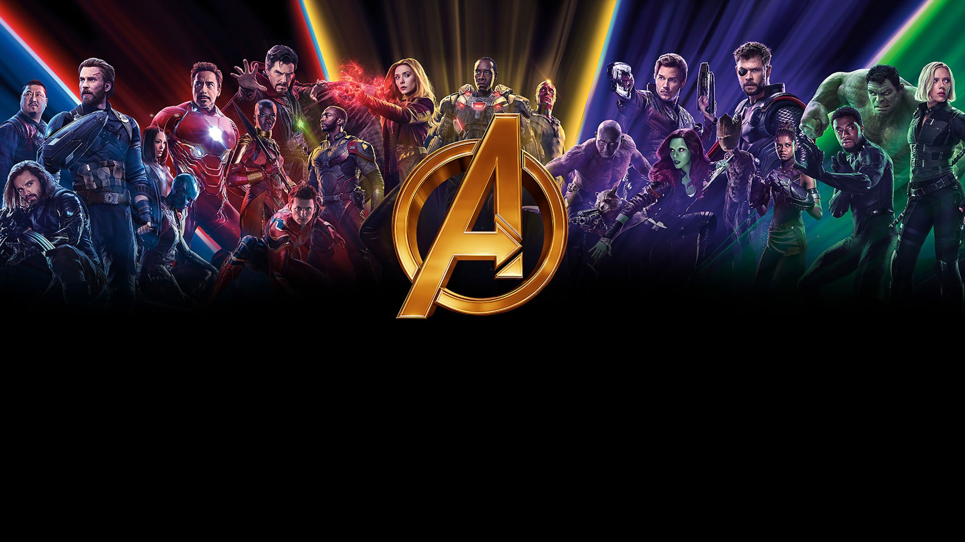Avengers Infinity War 4k 1920x1080 1080p Wallpaper The Hot Desktop Wallpapers And Backgrounds For Your Pc And Mobile