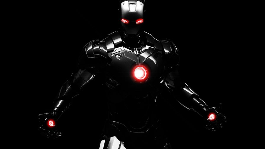 Black Iron Man