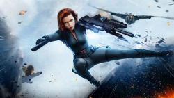 Black Widow 4k 2019