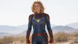 Captain Marvel Movie 2019 Carol Danvers