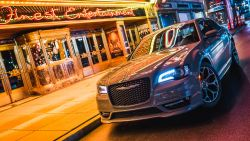 Chrysler 300s Sport Appearance Package 2017