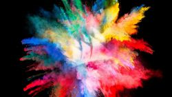 Color Burst WQHD HD Wallpaper