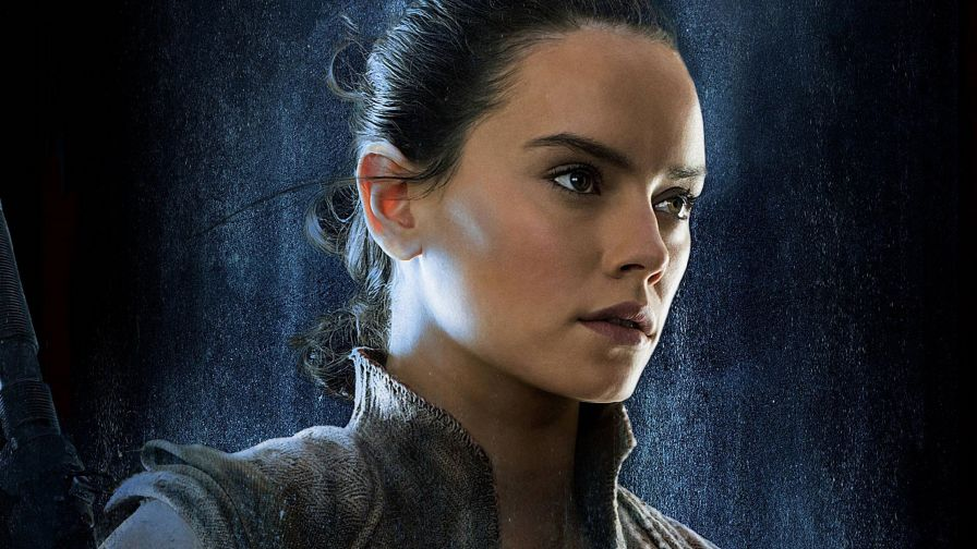 Daisy Ridley Rey Star Wars The Last Jedi The Hot Desktop Wallpapers And Backgrounds For Your Pc And Mobile