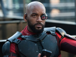 Deadshot Will Smith Suicide Squad 4K HD Wallpaper