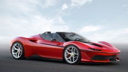 Ferrari J50 HD Wallpaper