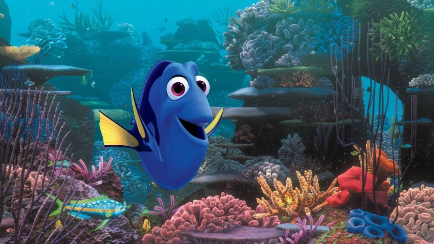 Finding Dory Movie S 4K Wallpaper