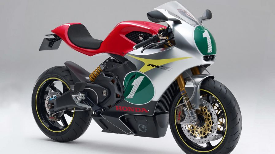 Honda RC E Electric Superbike 4K