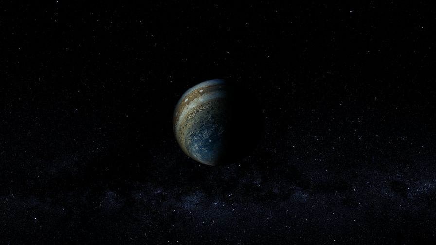 Jupiter 2017 HD Wallpaper