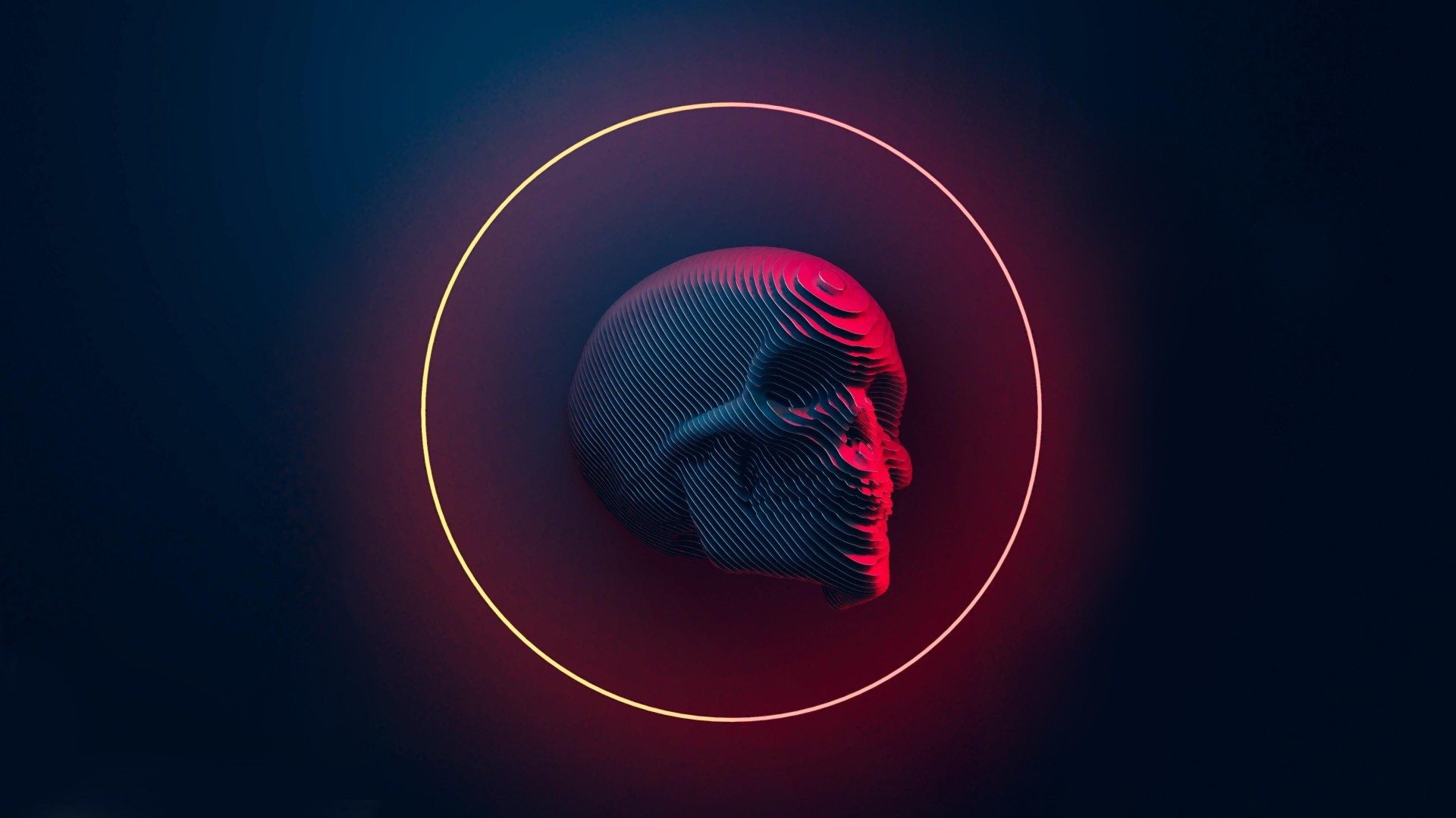 Just Another Skull 4k Wallpaper 1920x1080 1080p Wallpaper The Hot Desktop Wallpapers And Backgrounds For Your Pc And Mobile