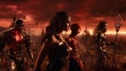 Justice League Wonder Woman 2017 4k