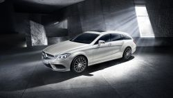 Mercedes Benz CLS Shooting Brake Final Edition HD Wallpaper