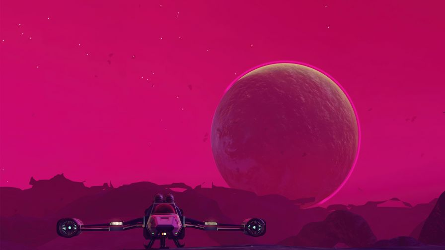 No Mans Sky Game 2016 HD Wallpaper