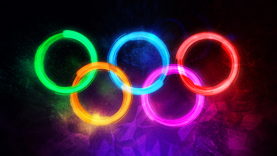 Olympic Rings The Hot Desktop Wallpapers And