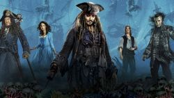 Pirates Of The Caribbean Dead Men Tell No Tales 4k