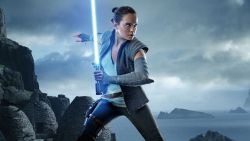 Rey Star Wars: The Last Jedi Daisy Ridley HD Wallpaper