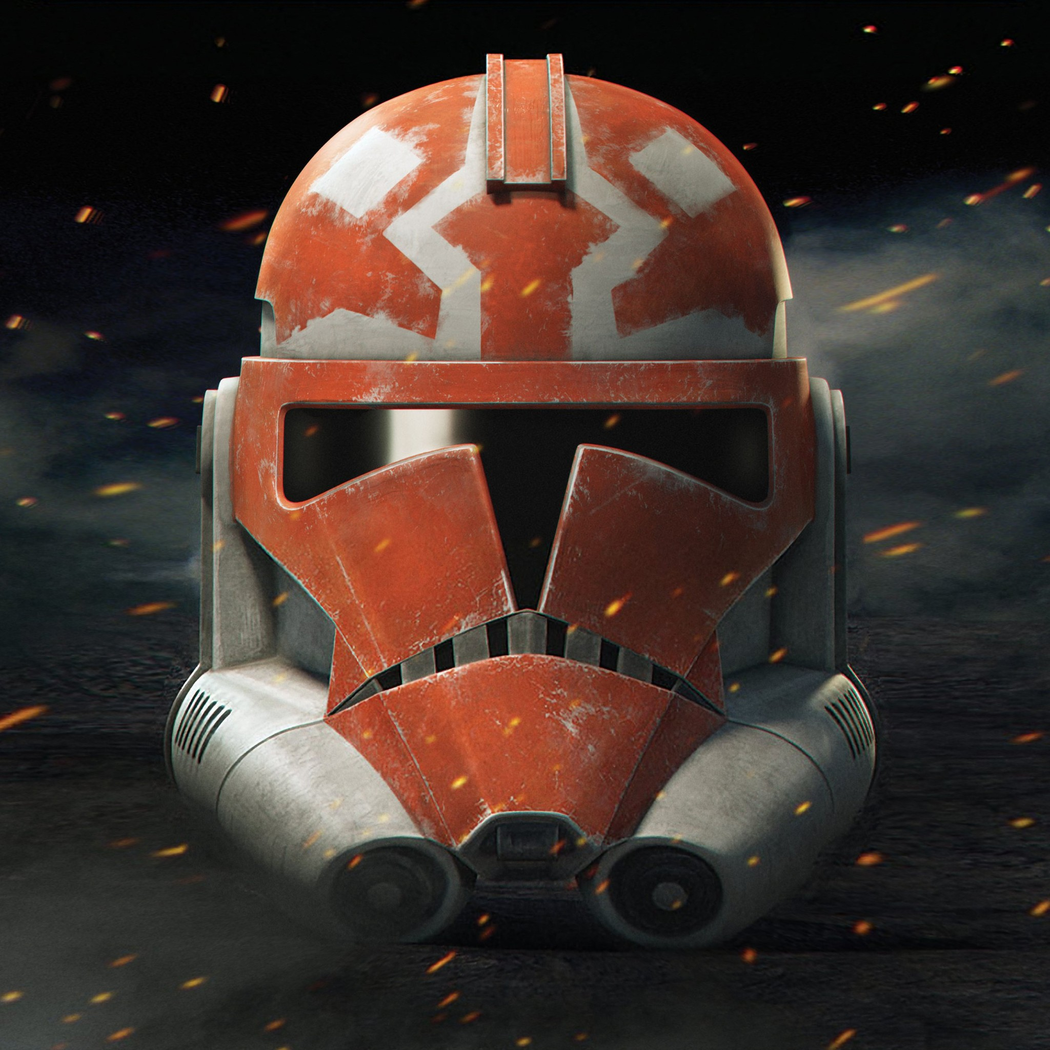 Star Wars The Clone Wars Season Clone Trooper Helmet 4k Wallpaper Retina Ipad Wallpaper The Hot Desktop Wallpapers And Backgrounds For Your Pc And Mobile