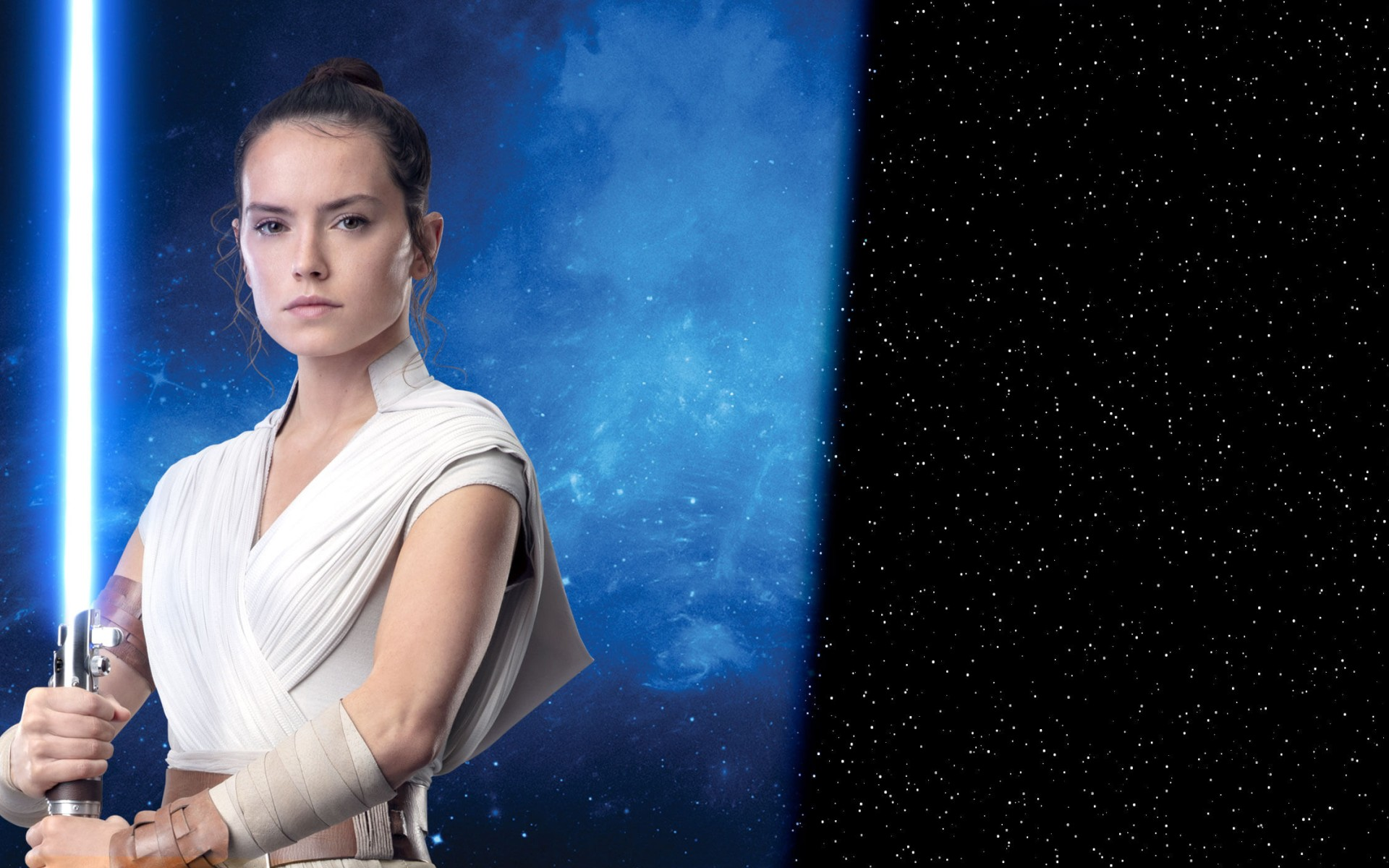 Star Wars The Rise Of Skywalker Poster Rey 1920x1200 Wallpaper The Hot Desktop Wallpapers And Backgrounds For Your Pc And Mobile