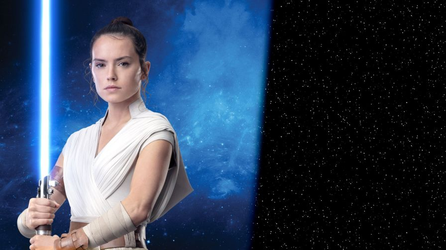 Star Wars The Rise Of Skywalker Poster Rey The Hot Desktop Wallpapers And Backgrounds For Your Pc And Mobile