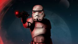 Stormtrooper Art 4k