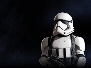 Stormtrooper Star Wars Battlefront 2 5k