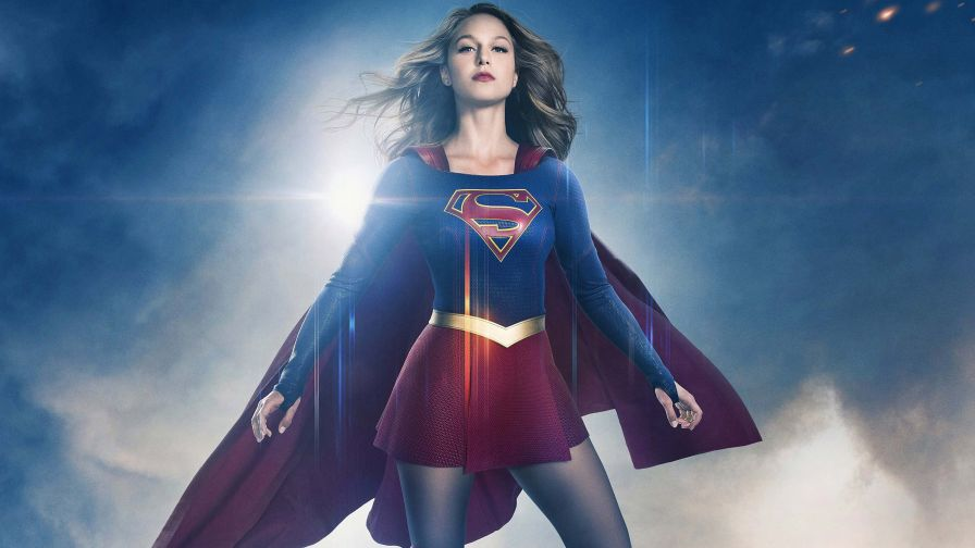 Supergirl HD 4K