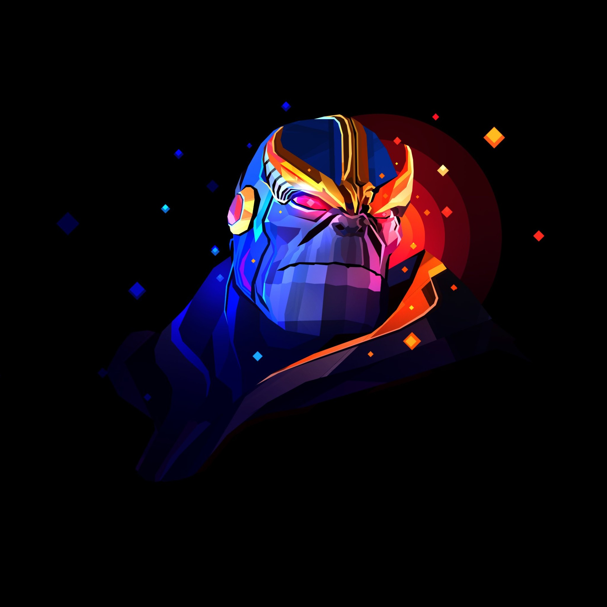 Thanos Facets 4k Wallpaper Retina Ipad Wallpaper The Hot