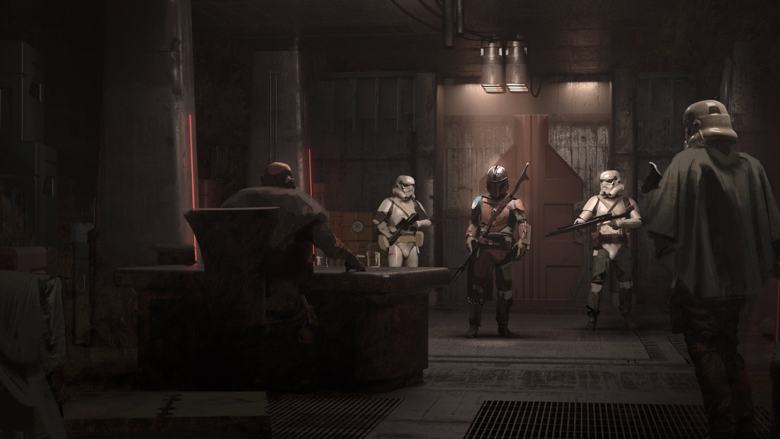 The Mandalorian 2560x1440 Wallpaper The Hot Desktop Wallpapers And Backgrounds For Your Pc And Mobile