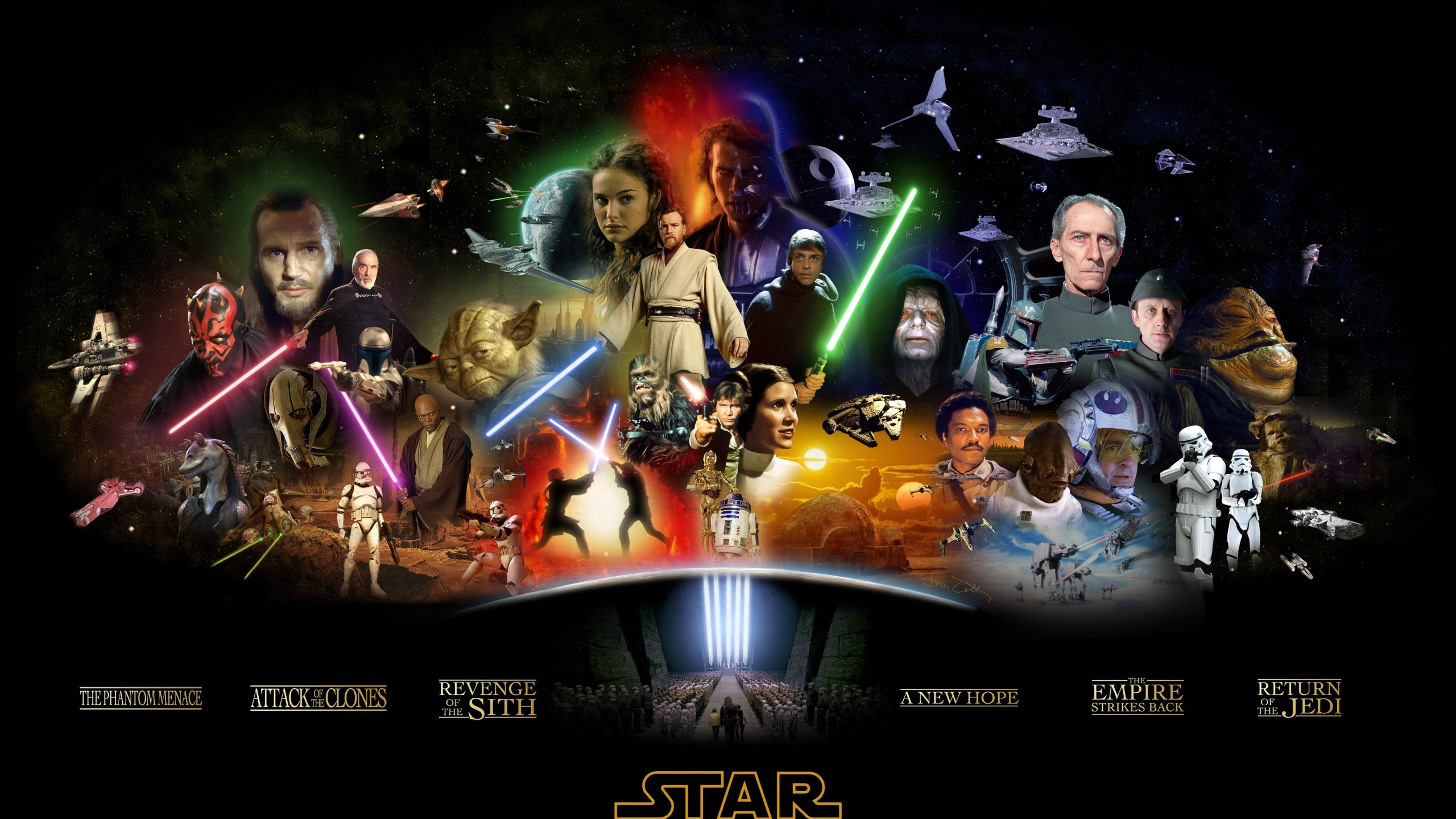 The Star Wars Story 2560x1440 Wallpaper The Hot Desktop Wallpapers And Backgrounds For Your Pc And Mobile