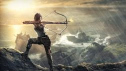 Tomb Raider Lara Croft 4K HD Wallpaper