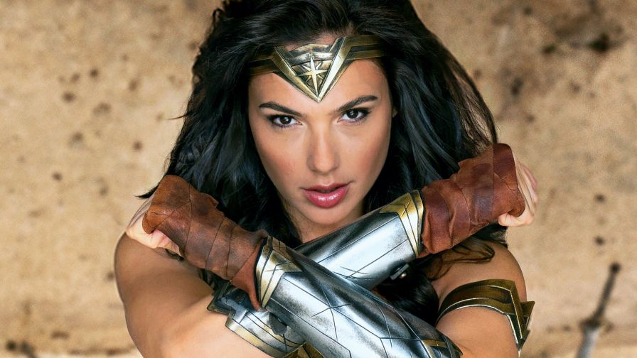 Wonder Woman Gal Gadot 2017 HD Wallpaper
